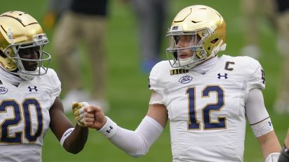 Notre Dame clinches spot in ACC title game