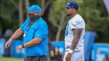 Offensive line coach James Campen won't return to Chargers