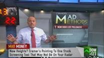 Cramer: Stay current in the market