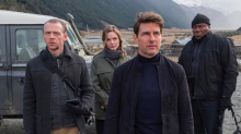 Tom Cruise and 'Mission: Impossible 6' Trio In New Photo Shared by Film's Director From New Zealand