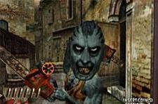 Big heads make easy targets in House of the Dead 2 & 3 Return
