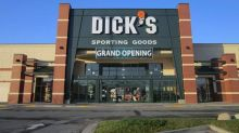 Dick's Sporting Goods First Quarter Was Good but Far From Perfect
