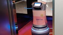 Robots at M Social Singapore hotel help ease hospitality manpower crunch