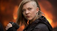 'Mockingjay — Part 1': Natalie Dormer on Shaving Her Head and Directing Jennifer Lawrence
