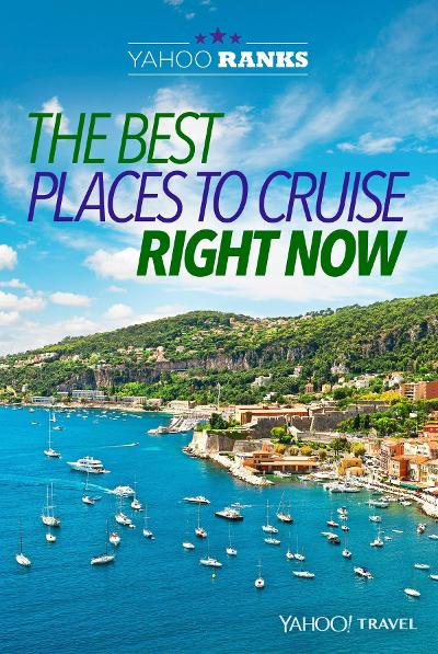 Bon Voyage! Yahoo Ranks the Best Places to Cruise Right Now