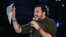 "Salvini: ""Tasse ai terremotati, vigliaccata dal governo"""