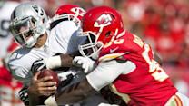RADIO: Justin Houston - Chiefs Remain Unbeaten