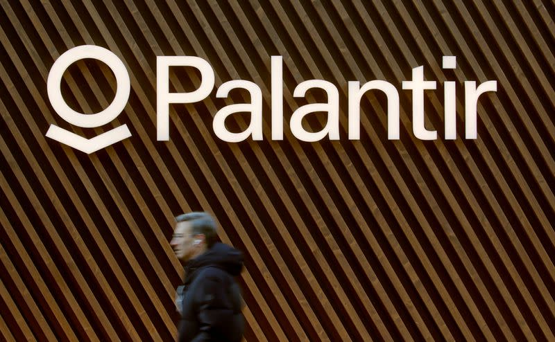 UK in talks with Palantir over COVID-19 test-and-trace program: FT