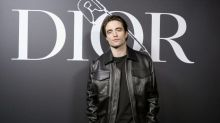Robert Pattinson could pee in his Batsuit