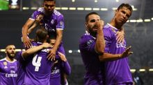 Real Madrid achieves first Champions League title repeat with 4-1 win over Juventus