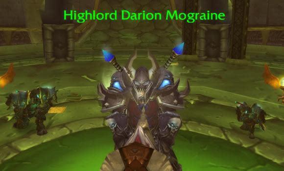 Ask a Faction Leader: Darion Mograine