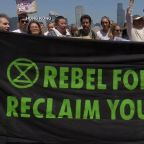 Youth around the world walk for climate change