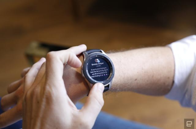 It's not just the Apple Watch powering the smartwatch market's growth