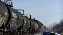 Canada's Crude-by-Rail Terminals Sit Idle as Oil Glut Grows