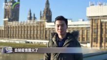 中國留學生在英國火了:每天更新疫情圖,連非洲醫生也找他作圖……