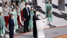"""Seiko Hashimoto: """"Que los Juegos Olímpicos dejen un paisaje de armonía"""""""