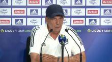 Foot - L1 - Bordeaux : Gasset : «Les joueurs ont tout donné»