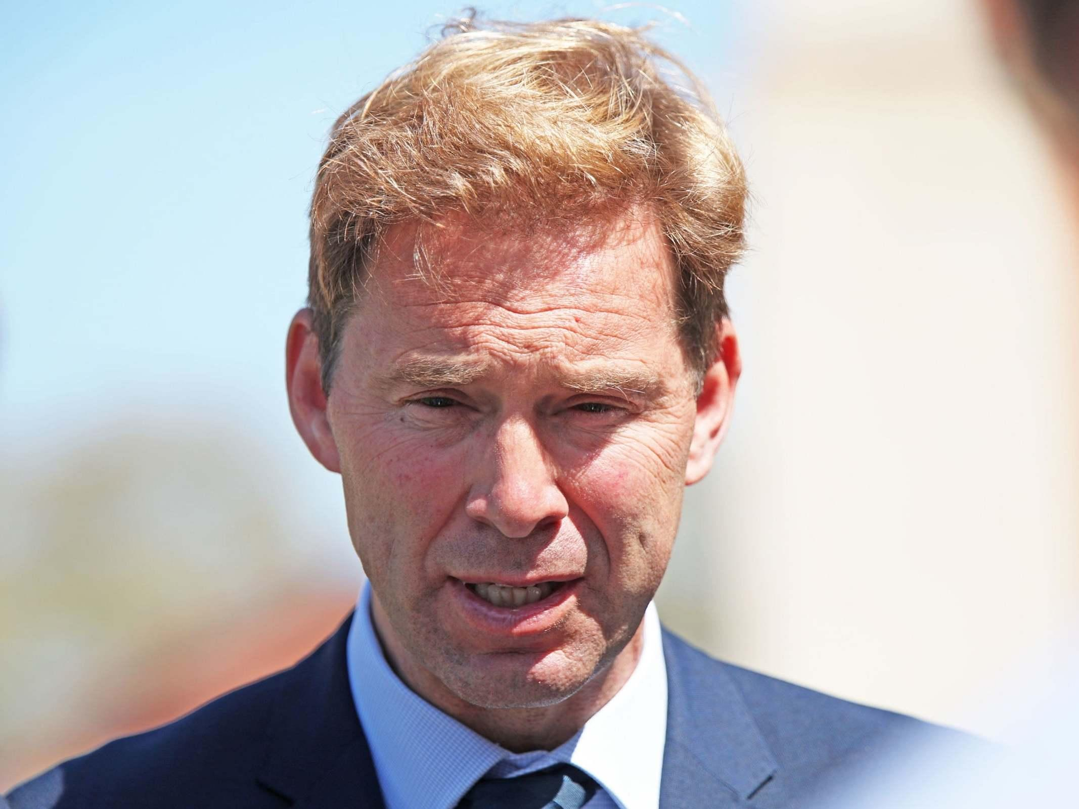 "Boris Johnson should ""dial down"" the rhetoric over Brexit, a former Conservative minister has warned amid warnings the government is on collision course with Brussels.Tobias Ellwood, who was sacked by the new prime minister, admitted it was a ""shock"" to lose his job this week at the Ministry of Defence, but said it was what politicians sign up for when the enter the ""brutal game"". The former army officer, who was hailed as a hero for his actions during the Westminster terror attack, had been highly critical of the prospect of a no-deal Brexit - something Mr Johnson's administration has insisted it could pursue. Speaking to BBC Radio 4's Today programme, Mr Ellwood also said a general election after Brexit was the ""reset button"" needed by the Conservatives in order to get through vital legislation in the House of Commons. ""The prime minister has one key objective and that is to conclude Brexit,"" he said. ""I think the country is Brexit fatigued and there's also been a loss in trust in politics, and it wants leadership, and there's absolute clarity of where this prime minister wants to go. Asked about the rhetoric being used by Mr Johnson over Brexit, such as the ""abolition"" of the backstop, he replied: ""If my one first bit of humble advice might be is let's step back from the rhetoric on the campaign trail.""Pressed on whether Mr Johnson should ""dial down the rhetoric"", Mr Ellwood replied: ""No, I think everybody should. We should allow and give space for a deal to be considered, get back to the drawing board, work out what could be advanced from the withdrawal agreement itself.As speculation also mounted that Mr Johnson could head to the country in the coming months in a snap general election, Mr Ellwood said the Conservatives ""don't have the numbers"" in the Commons to get legislation through.He added: ""We have a very aspirational manifesto that the prime minister has put forward - things like more policing we've heard of, education, efforts to tackle climate change, importance of broadband.""But he said it was ""absolutely right"" the government wouldn't be able to push its domestic reforms through the Commons given the current wafer-thin majority of two. ""What I would say is, absolutely right, you need to have a general election. That is the reset button to press in order to gain the numbers. Labour are not in a great position at the moment, so it's good to call a general election. ""But you cannot do any of this until you resolve the one challenge - the main focus, and that is Brexit.""On Friday, Mr Johnson ruled out a general election before the revised Brexit deadline of 31 October, claiming the British people ""don't want another electoral event"".Asked if could reassure ""Brenda from Bristol"", who famously showed exasperation at the then-prime minister Theresa May's 2017 snap general election announcement, Mr Johnson replied: ""Brenda from Bristol, everyone – absolutely, absolutely.""But if her pursues a no-deal Brexit, Jeremy Corbyn has threatened to bring down the government by tabling a motion of no confidence in Mr Johnson's administration's government."