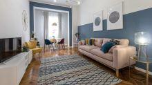 Il Relooking di un Appartamento con Tocchi di Colore a Milano