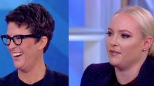 Rachel Maddow takes Meghan McCain to task on Adam Schiff and impeachment on 'The View'