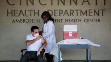 The Latest: Vaccinated prisoners in Alaska can have visitors