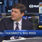 Hasbro posts big quarter miss, cites Toys R Us bankruptcy...
