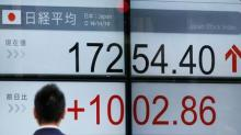 Asian stocks drop, Korea won hit after Trump threat to trade pact