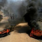 Sudanese police fire tear gas to disperse hundreds gathered across the capital