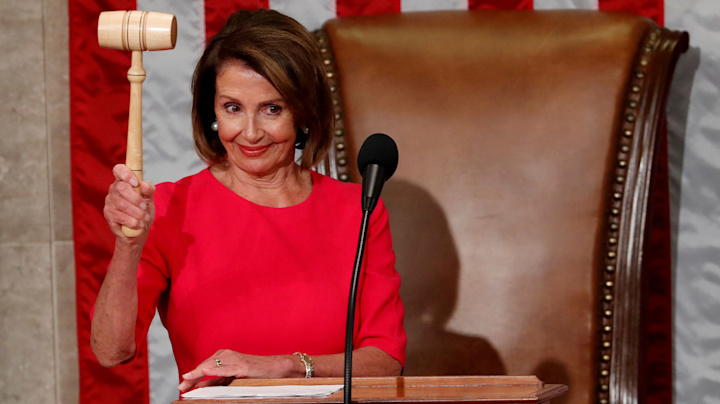 Pelosi won't budge on State of the Union address
