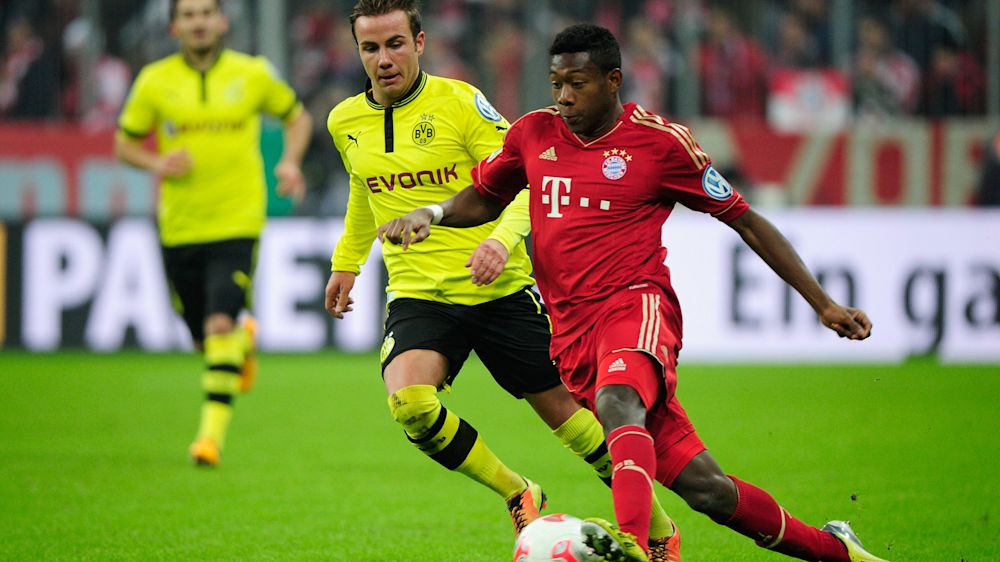 Bayern, Alaba absent contre Dortmund ?