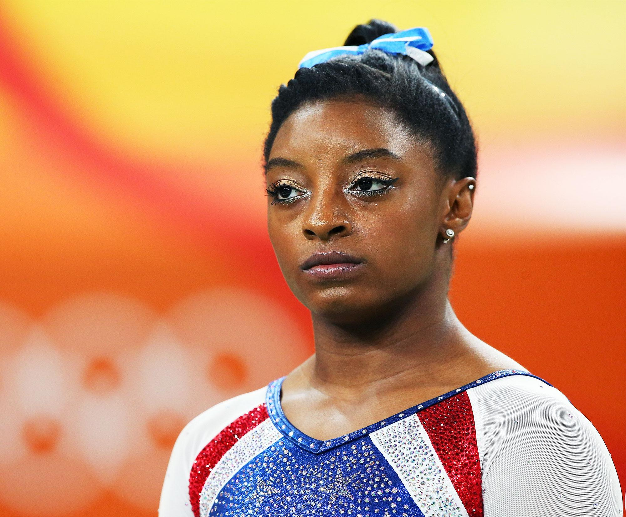 Simone Biles Slams New USA Gymnastics President for Anti-Nike Tweet After Brand'...