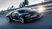 Behold The Bugatti Chiron: 1,500-HP, 0-125 Mph in 6.5 Seconds, $2.6 Million