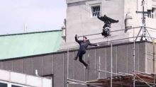 Tom Cruise injured while filming 'Mission: Impossible 6' stunt