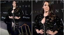 El arriesgado look de Ruth Lorenzo en la Winter Anthem Gala