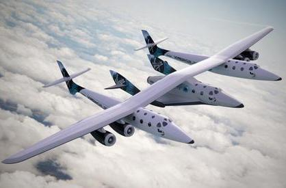 Virgin Galactic's WhiteKnightTwo successfully completes brief maiden flight