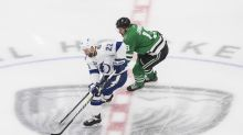 Almost no travel in NHL playoffs benefits Lightning, Stars