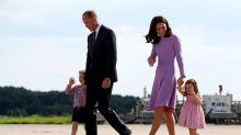 Tercer bebé para Kate Middleton y Príncipe William