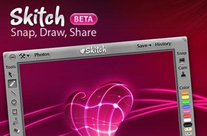 TUAW has 1000 Skitch invites to give away!