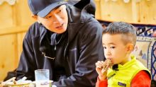 Jordan Chan gets inspiration for new song from son Jasper