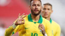 Foot - Qualifs. CM 2022 - BRE - Brésil: Neymar, auteur d'un triplé, dépasse Ronaldo et se rapproche du record de Pelé