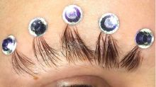 Brow crowns are the latest regal beauty trend