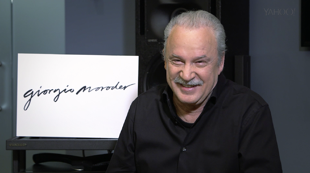 what a feeling giorgio moroder dishes about his oscar
