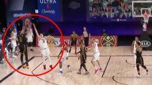 'Mamba shot': Lakers win after stunning buzzer-beating heroics