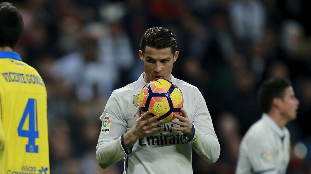 Cristiano Ronaldo, preparado para um público hostil: Craque sempre reage à pressão