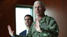 EUA mobilizam navio no Caribe frente a 'reivindicação marítima excessiva' da Venezuela