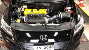 不再是「狼皮羊」!Honda CR-Z「雙凸K20A」動力強化版