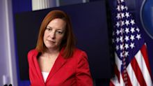 Psaki defends the White House's 'quote approval' rule as reporters grow frustrated