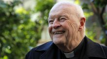 Retired U.S. Cardinal Disciplined In Former Altar Boy's Abuse