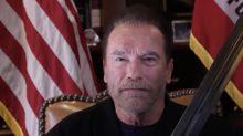 Arnold Schwarzenegger pulls out 'Conan' blade in video denouncing Capitol riot, Trump