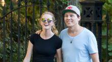 DJ Tiesto and model girlfriend marry in wow-factor Utah desert wedding